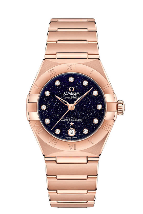 OMEGA Constellation Sedna gold Anti-magnetic 131.50.29.20.53.003