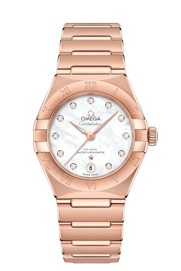 OMEGA Constellation Sedna gold Anti-magnetic 131.50.29.20.55.001