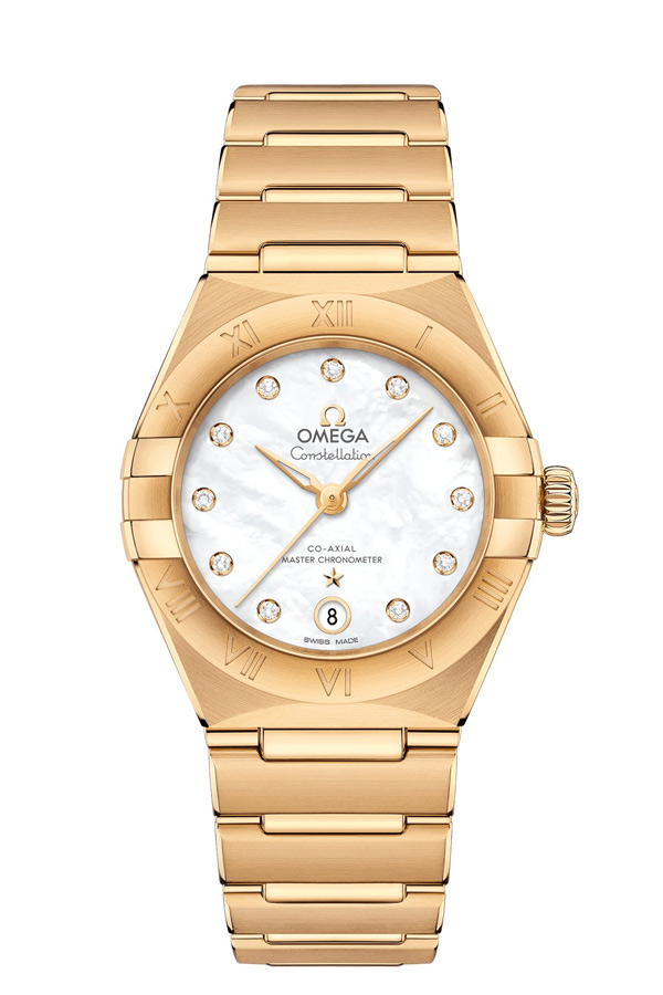 OMEGA Constellation Yellow gold Anti-magnetic 131.50.29.20.55.002