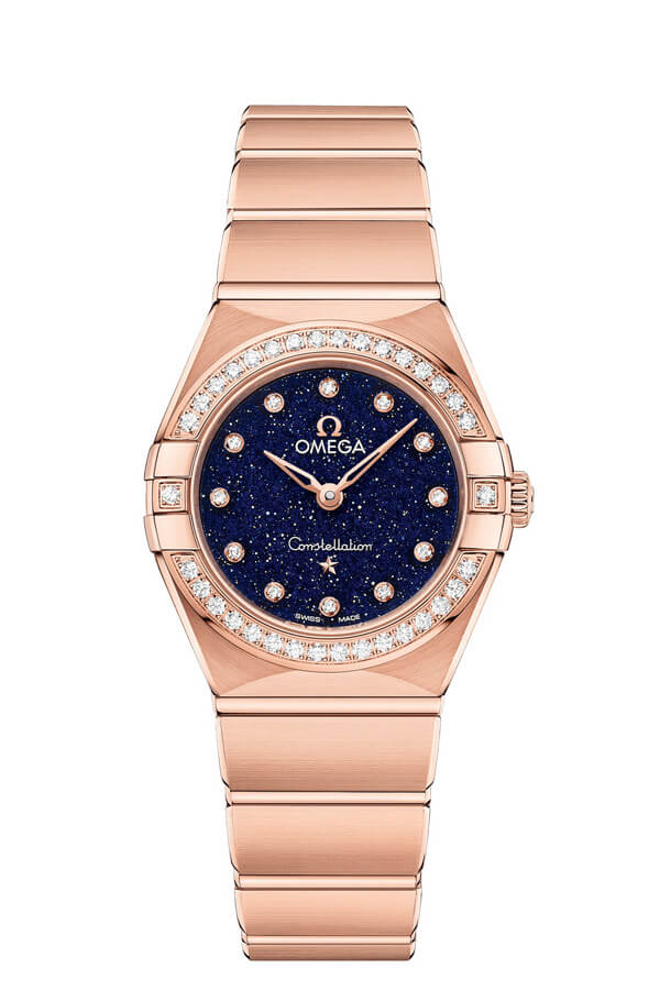 OMEGA Constellation Sedna gold Diamonds 131.55.25.60.53.002