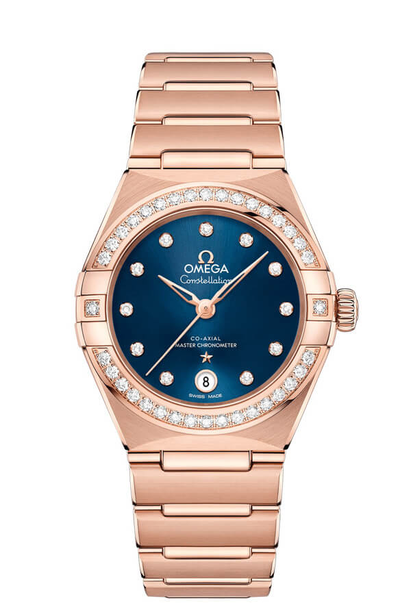 OMEGA Constellation Sedna gold Anti-magnetic 131.55.29.20.53.001