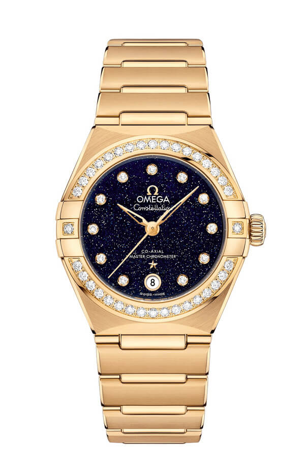 OMEGA Constellation Yellow gold Anti-magnetic 131.55.29.20.53.002