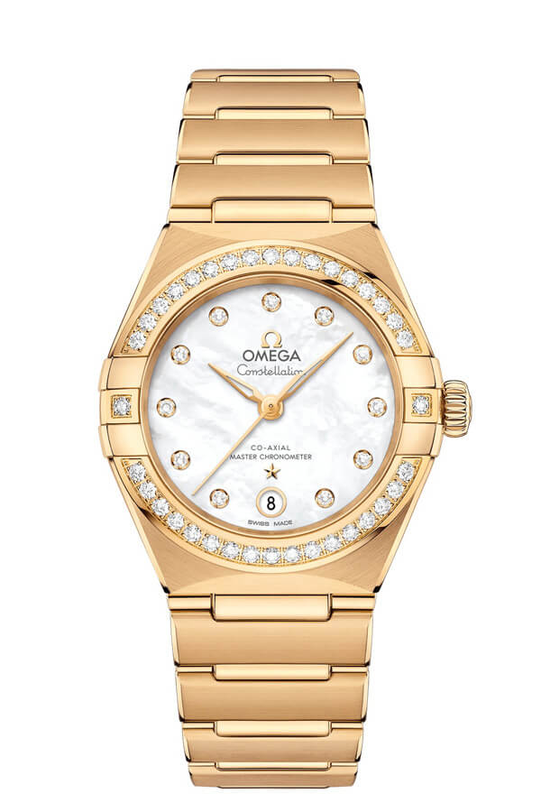 OMEGA Constellation Yellow gold Anti-magnetic 131.55.29.20.55.002