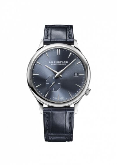 Chopard L.U.C XPS Twist QF 18K Ethically Certified White Gold Limited Edition Reproduction