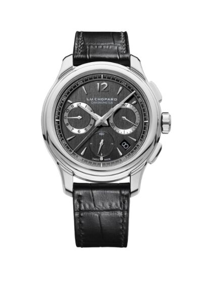 Chopard L.U.C Chrono One Flyback Stainless Steel Limited Edition Reproduction