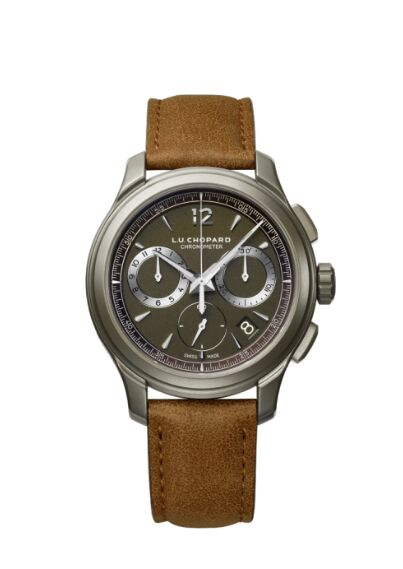 Chopard L.U.C Chrono One Flyback Titalyt Linmited Edition Reproduction