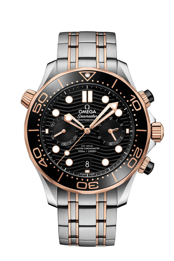 OMEGA Seamaster Sedna gold Anti-magnetic 210.20.44.51.01.001