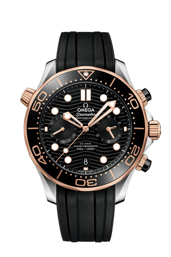 OMEGA Seamaster Steel Sedna Gold Anti-magnetic 210.22.44.51.01.001
