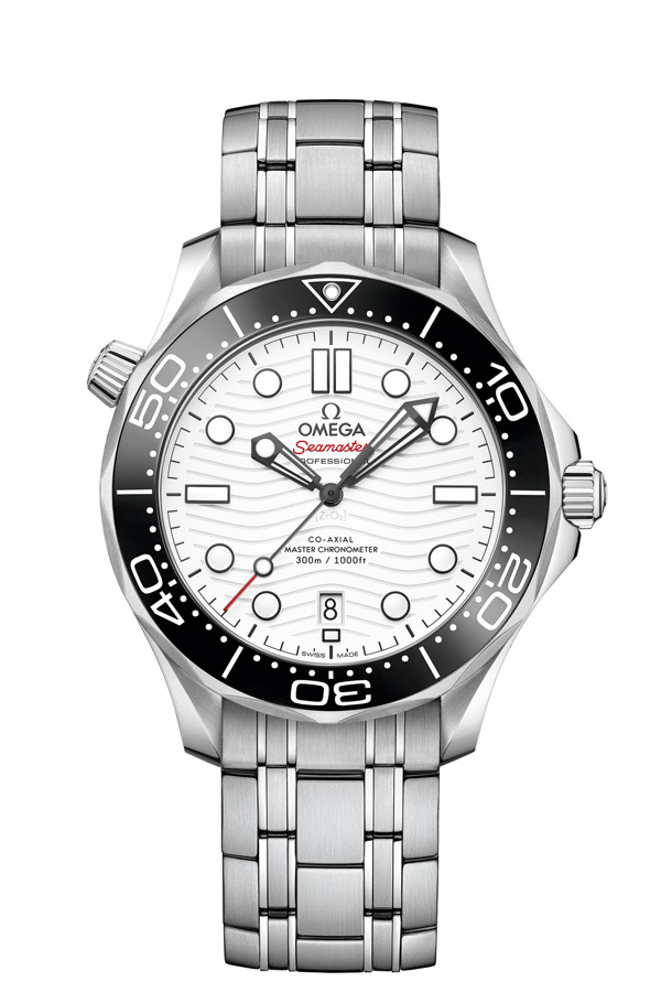 OMEGA Seamaster Steel Anti-magnetic 210.30.42.20.04.001