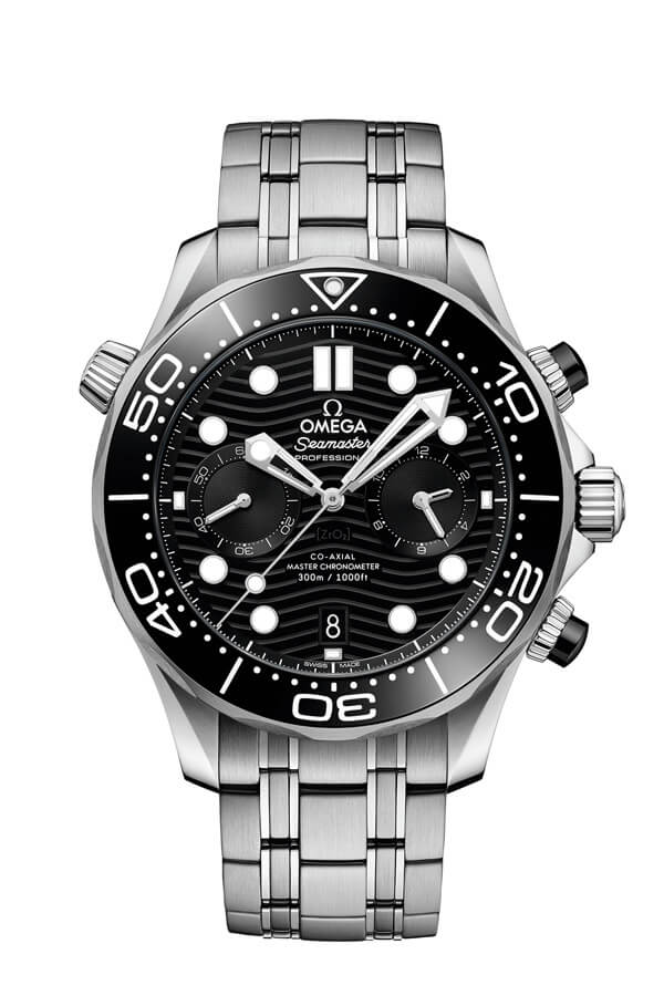 OMEGA Seamaster Steel Anti-magnetic 210.30.44.51.01.001
