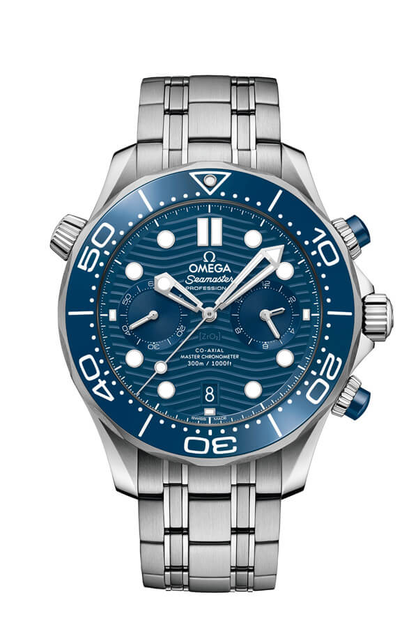 OMEGA Seamaster Steel Anti-magnetic 210.30.44.51.03.001