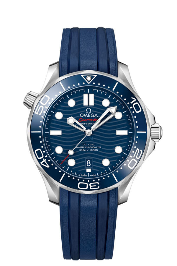 OMEGA Seamaster Steel Chronometer 210.32.42.20.03.001