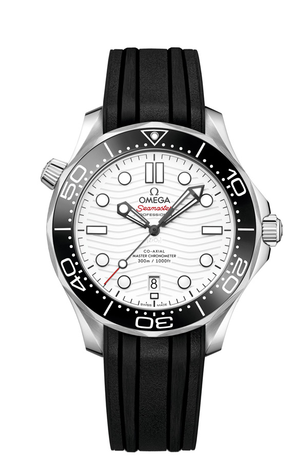 OMEGA Seamaster Steel Anti-magnetic 210.32.42.20.04.001