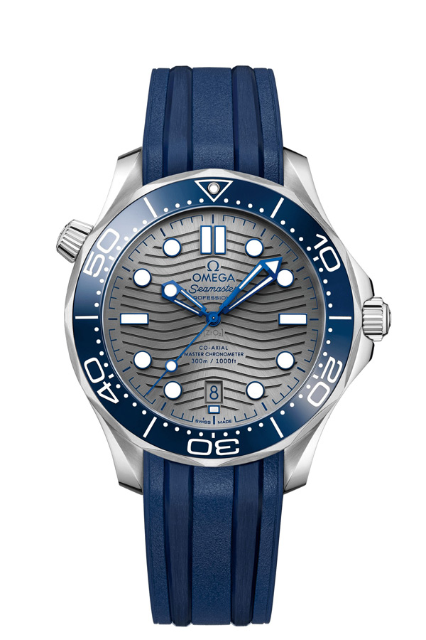 OMEGA Seamaster Steel Anti-magnetic 210.32.42.20.06.001