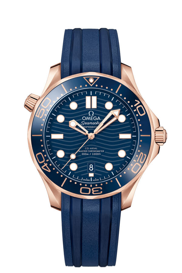 OMEGA Seamaster Sedna gold Anti-magnetic 210.62.42.20.03.001