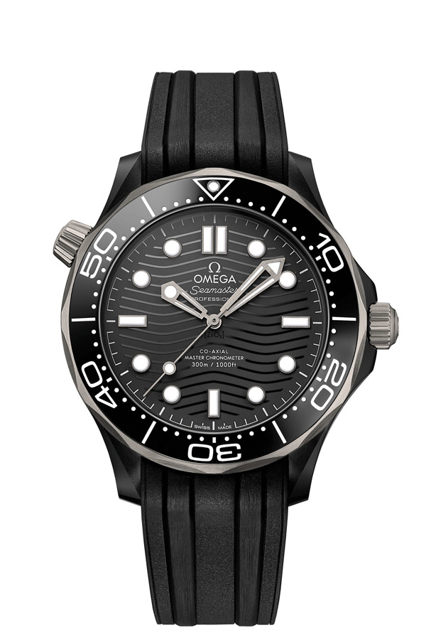 OMEGA Seamaster Black ceramic Anti-magnetic 210.92.44.20.01.001