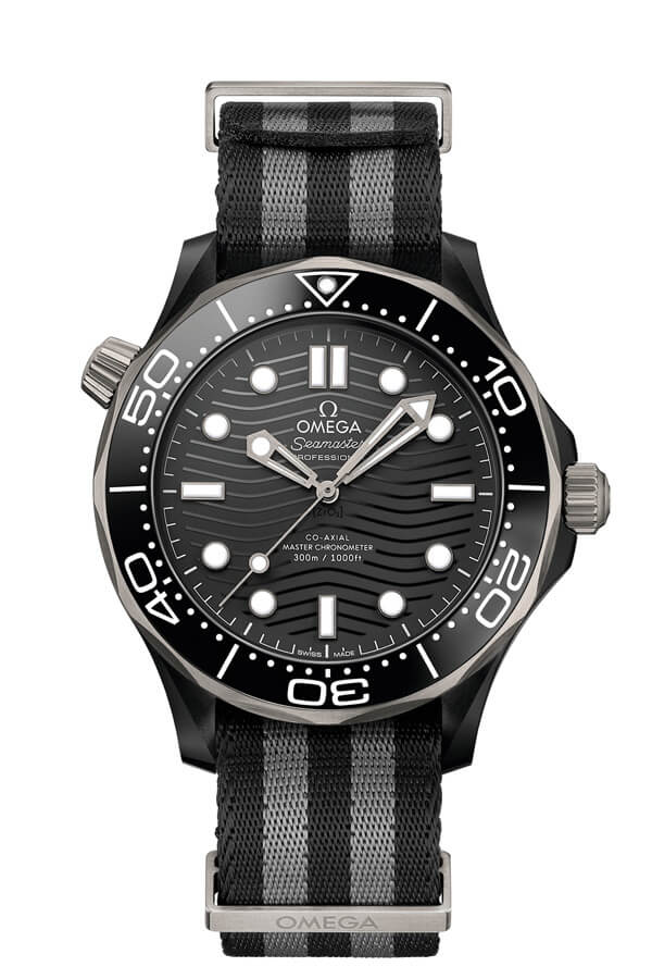 OMEGA Seamaster Black ceramic Anti-magnetic 210.92.44.20.01.002