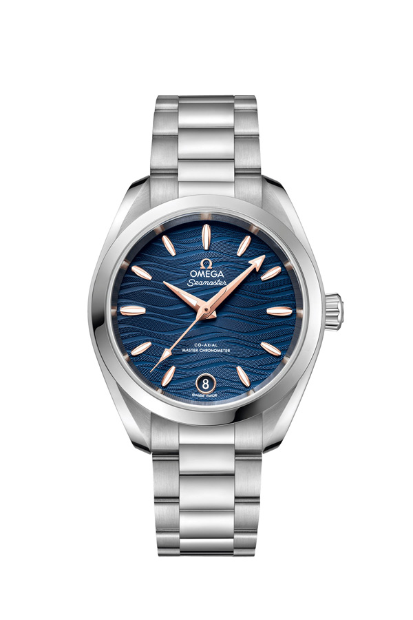 OMEGA Seamaster Steel Anti-magnetic 220.10.34.20.03.001