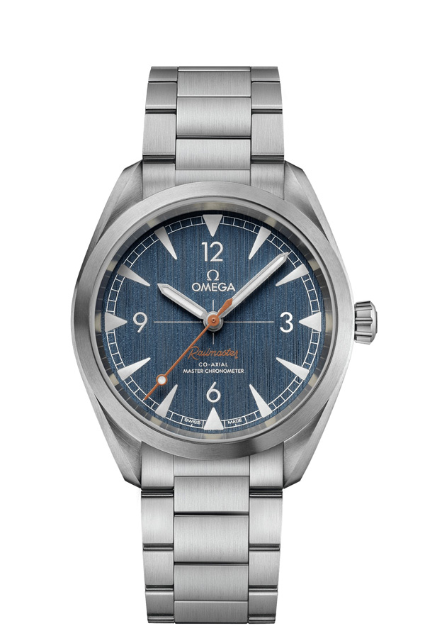 OMEGA Seamaster Steel Chronometer 220.10.40.20.03.001