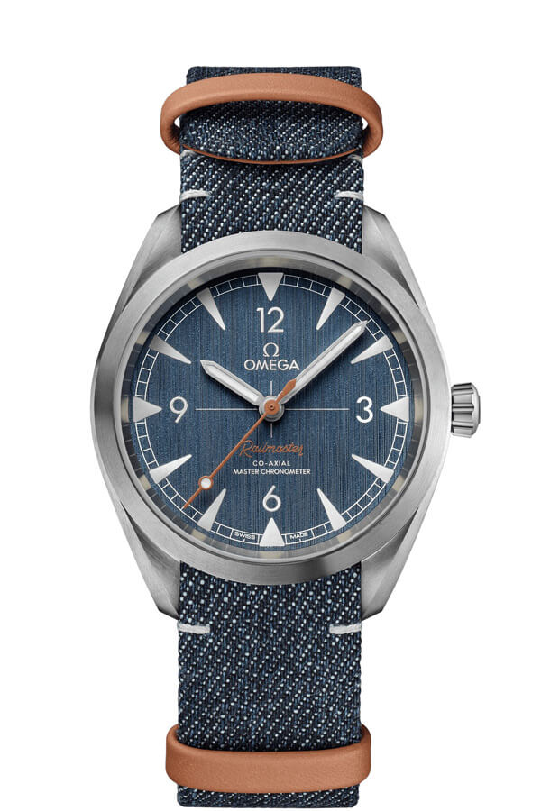 OMEGA Seamaster Steel Chronometer 220.12.40.20.03.001