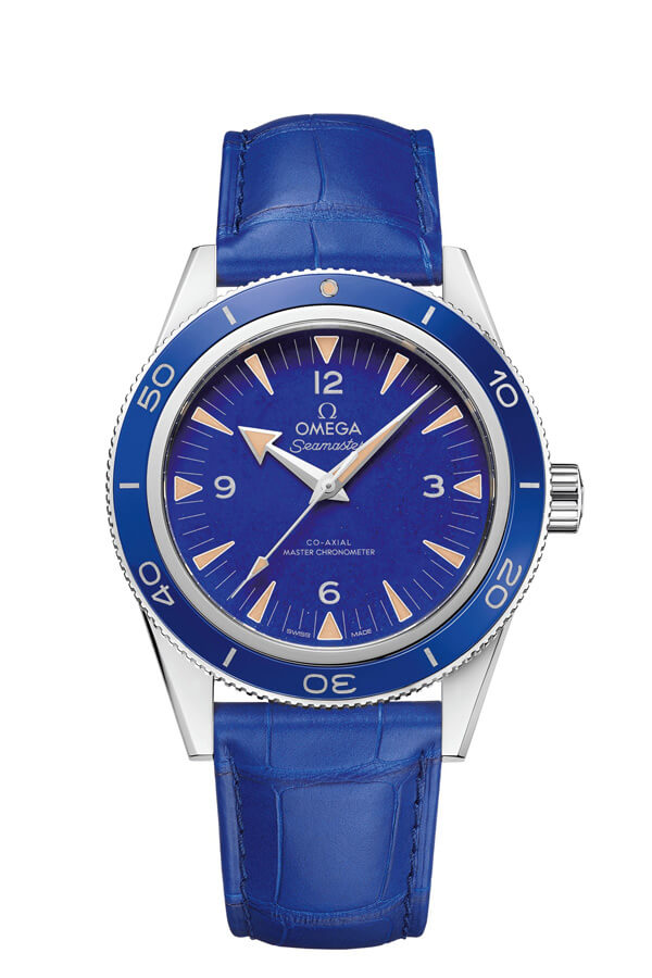 OMEGA Seamaster Platinum Anti-magnetic 234.93.41.21.99.002