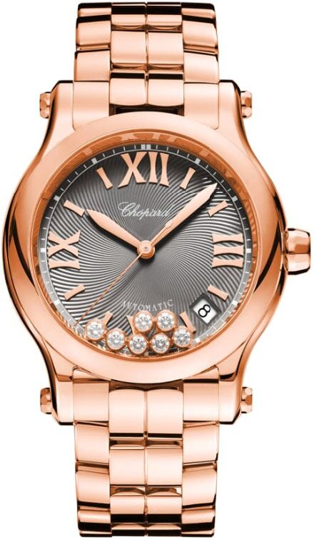 Chopard Happy Sport Automatic 36mm Ladies 274808-5013 Reproduction