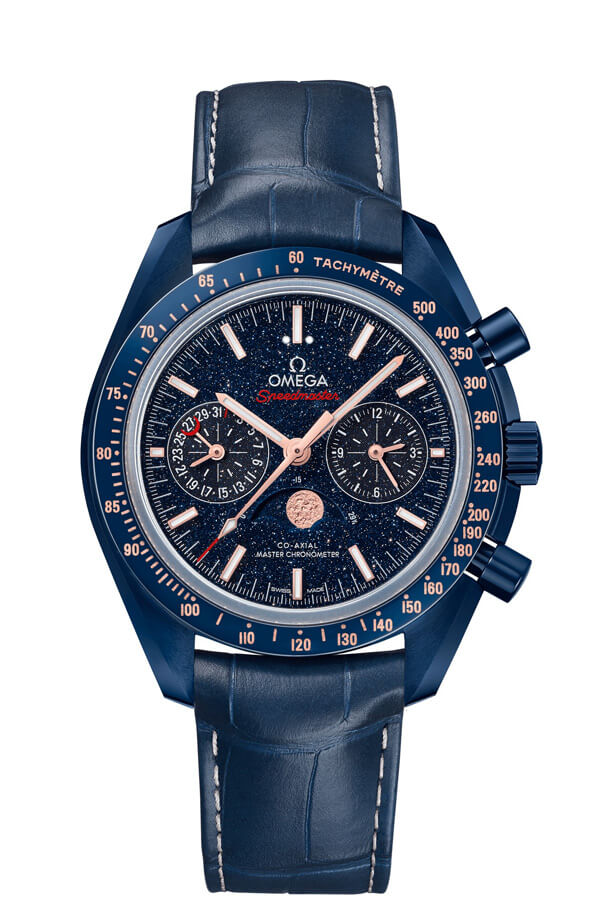 OMEGA Speedmaster Blue ceramic Anti-magnetic 304.93.44.52.03.002
