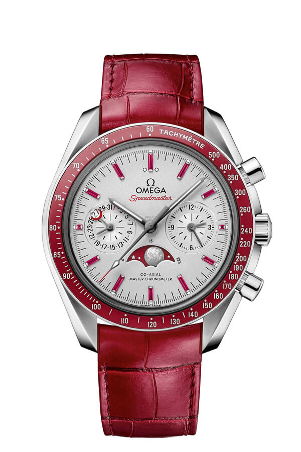 OMEGA Speedmaster Platinum Anti-magnetic 304.93.44.52.99.002