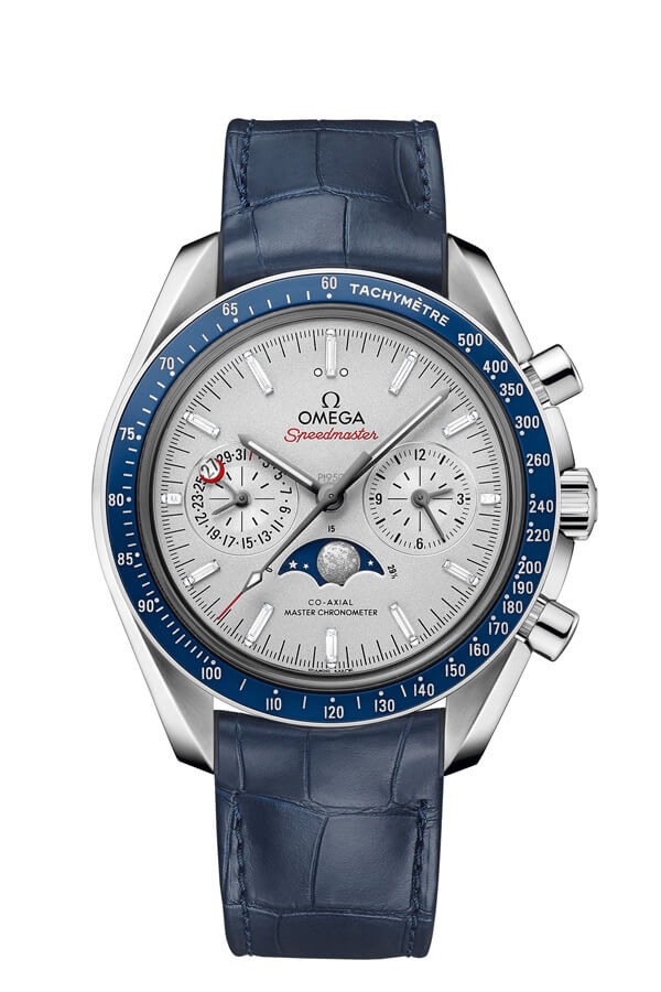 OMEGA Speedmaster Platinum Anti-magnetic 304.93.44.52.99.004