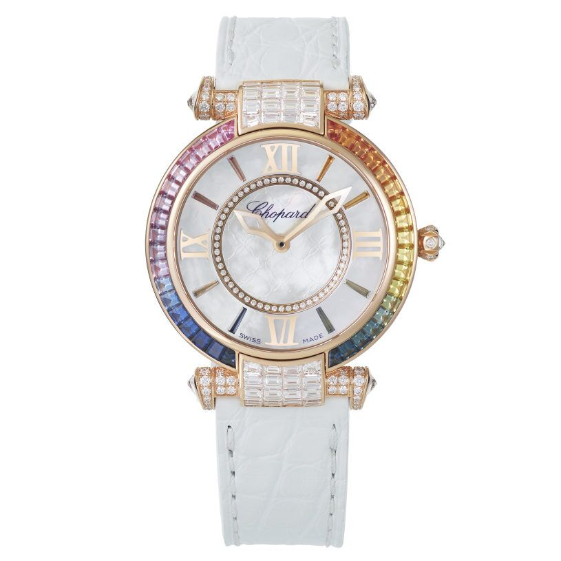 Chopard Imperiale Joaillerie Rainbow 36mm 384242-5021 Reproduction