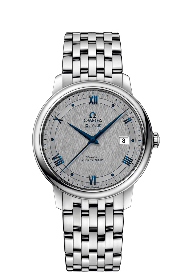 OMEGA De Ville Steel Chronometer 424.10.40.20.06.002