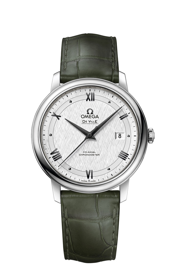 OMEGA De Ville Steel Chronometer 424.13.40.20.02.006