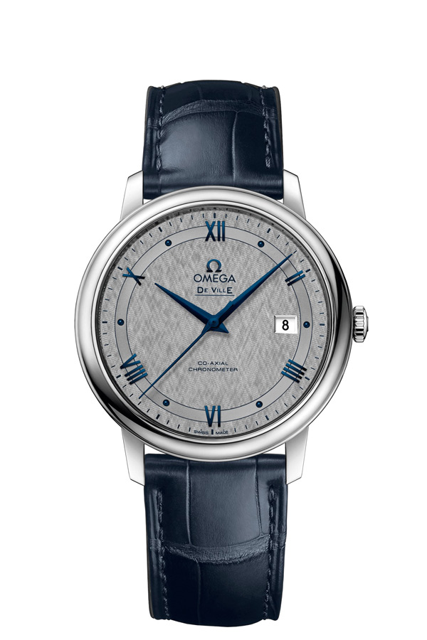 OMEGA De Ville Steel Chronometer 424.13.40.20.06.002