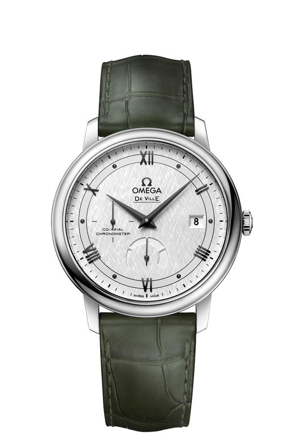 OMEGA De Ville Steel Chronometer 424.13.40.21.02.004