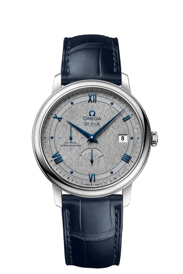 OMEGA De Ville Steel Chronometer 424.13.40.21.06.002
