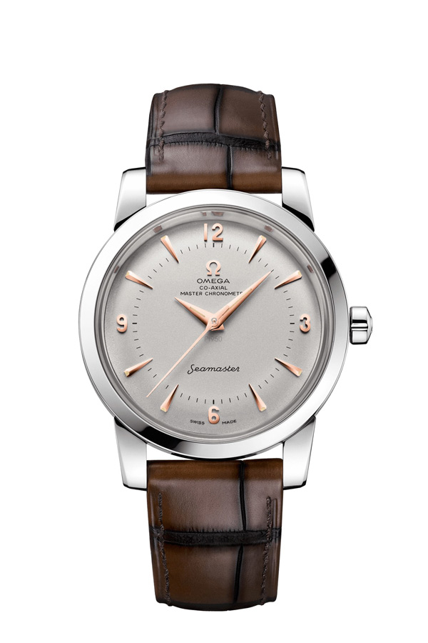 OMEGA Seamaster Platinum Anti-magnetic 511.93.38.20.99.002