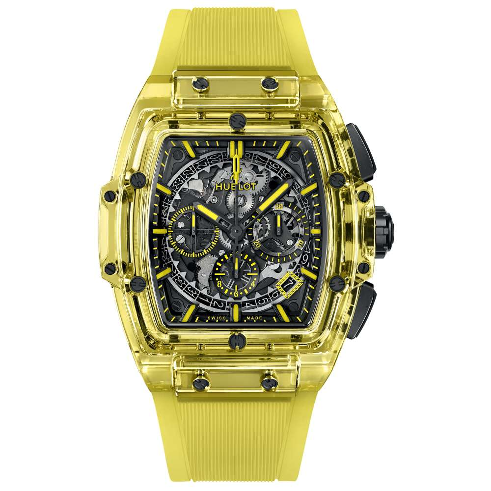 Hublot Spirit Of Big Bang Yellow Sapphire Reproduction