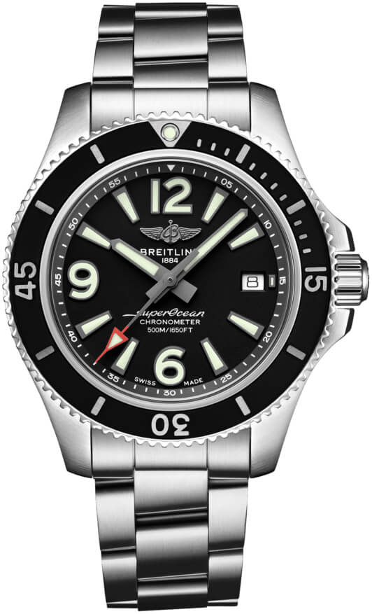 Breitling Superocean 42 Automatic Steel A17366021B1A1