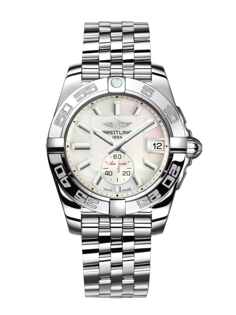 Breitling Galactic 36 Automatic Movement Ladies A3733012/a716/376a