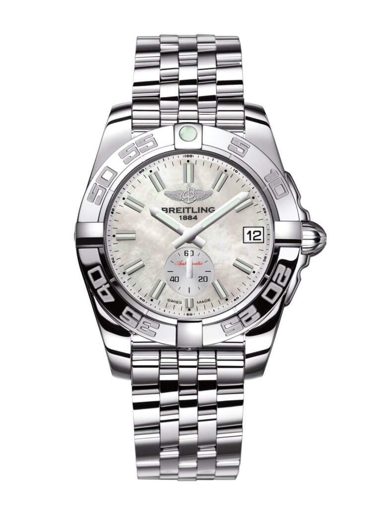 Breitling Galactic 36mm Stainless Steel (A3733012/A788/376A)
