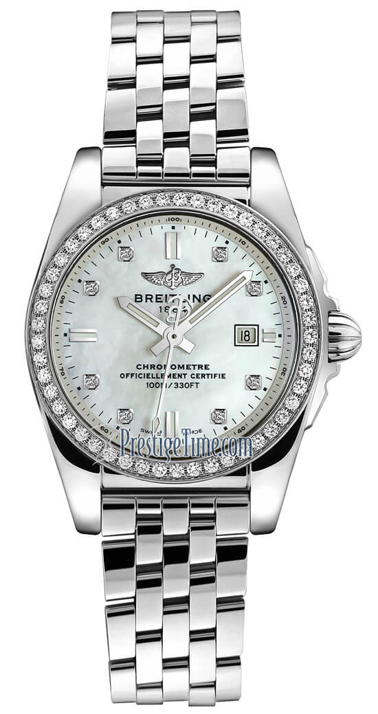 Breitling Galactic 29 Women's A7234853/A785-791A