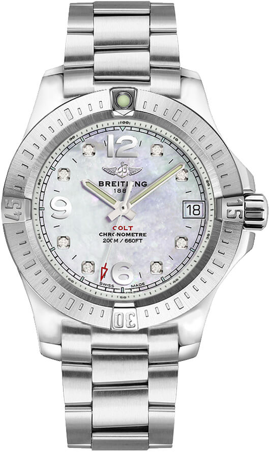 Breitling Colt Lady 36mm Ladies a74389111a1a1