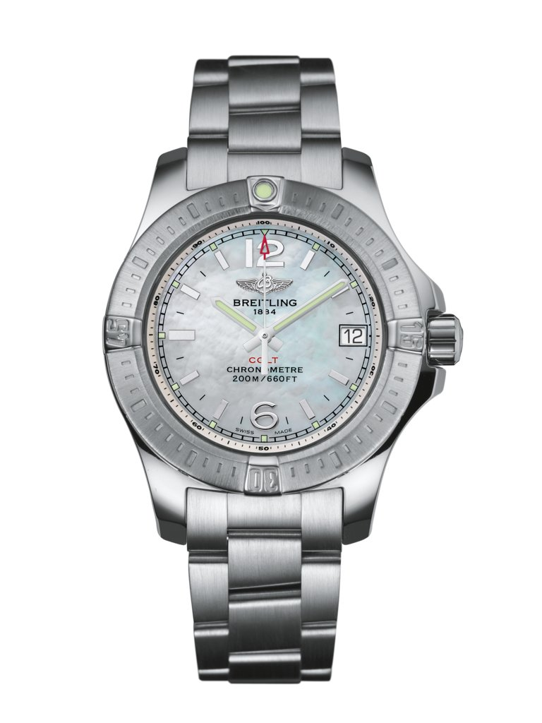 Breitling Colt Lady 33mm Ladies a7738811/a770