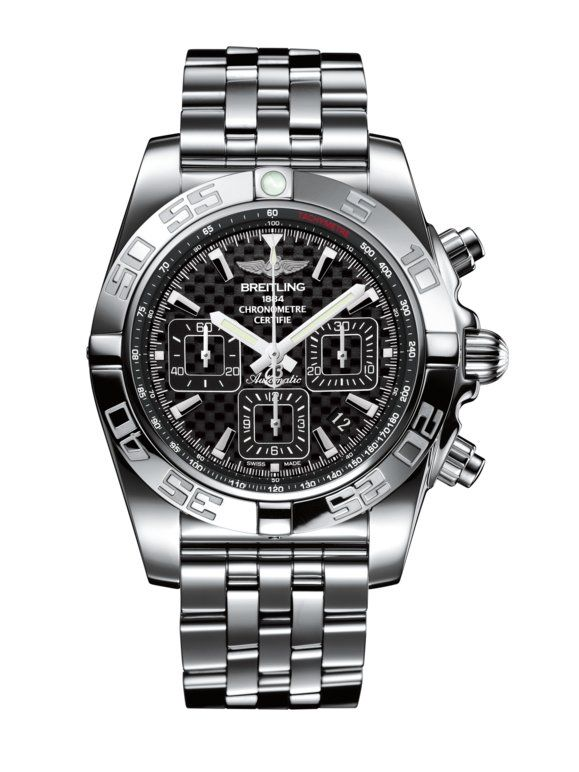 Breitling Chronomat 44 AB011012/BF76/388A Stainless Steel