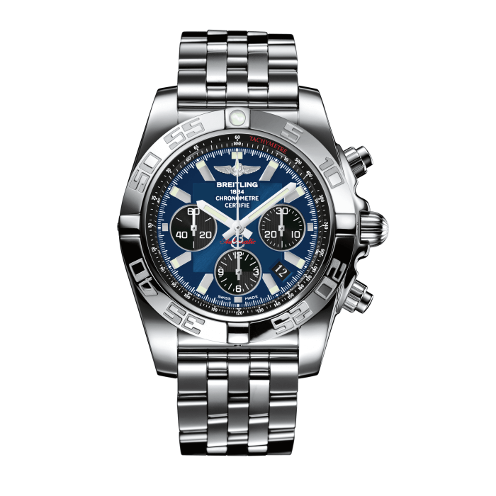 Breitling Chronomat 44 AB011012/C789/388A Steel Polished