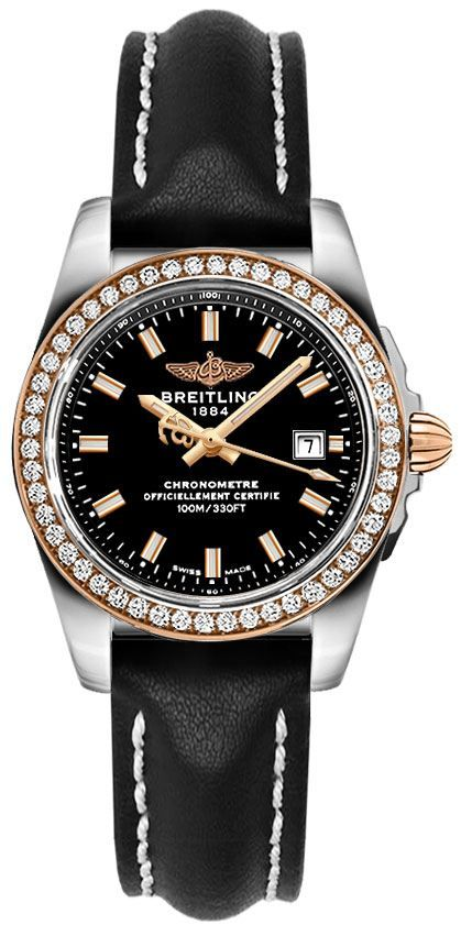 Breitling Galactic 29 Stainless Steel / Rose Gold C7234853/BF32/477X/A12BA.1