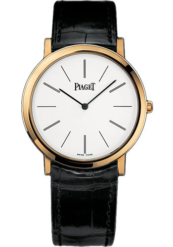 Piaget Altiplano Mechanical White Dial Men's