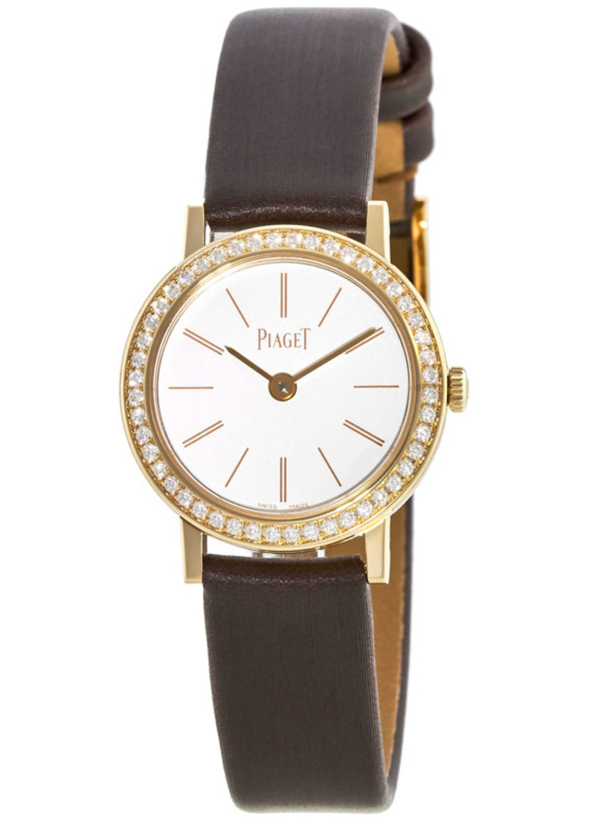 Piaget Altiplano White Dial Ladies