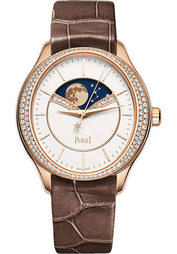 Piaget Limelight Stella White Dial Automatic Ladies