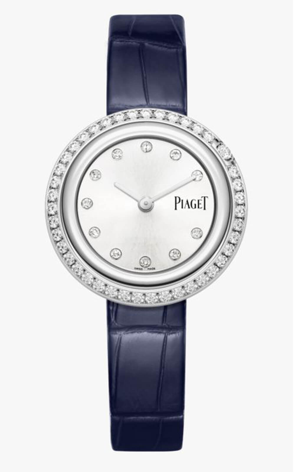 Piaget Possession Diamond Silver Dial Ladies